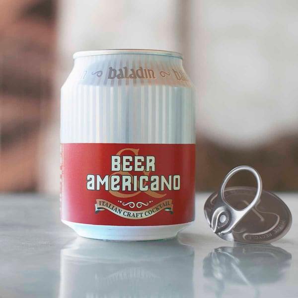 Beer Americano - des quad bassa