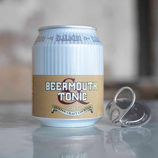 Beermouth Tonic - des quad bassa