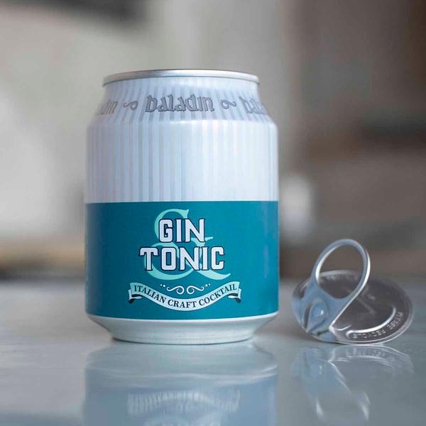 Gin Tonic - des quad bassa