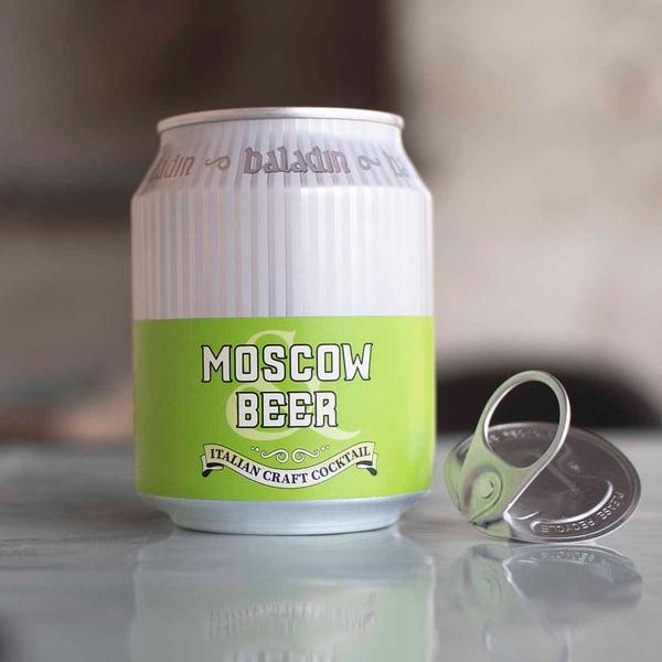 Moscow Beer - des quad bassa
