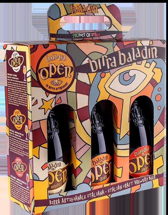 Box Open Baladin 33cl
