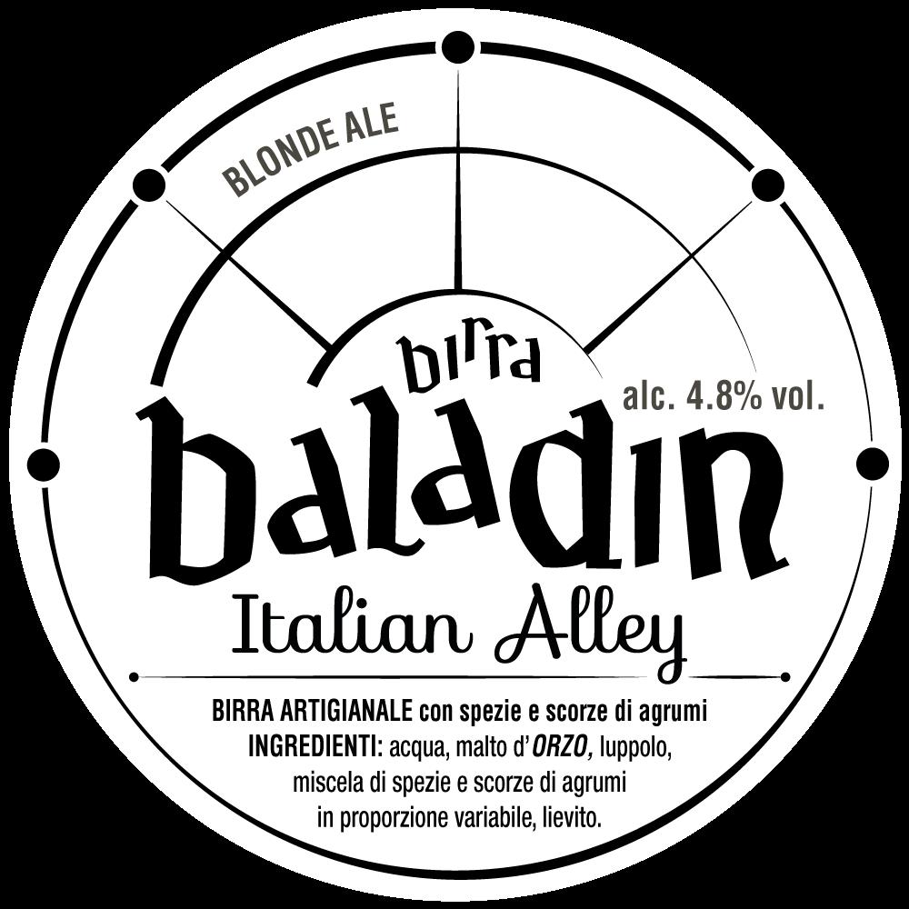 Baladin Italian Alley