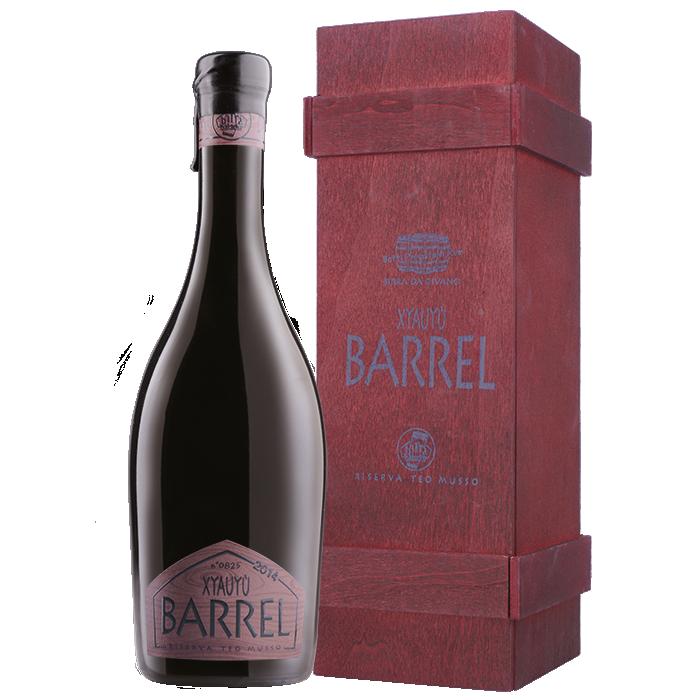 Xyauyù Barrel 2014