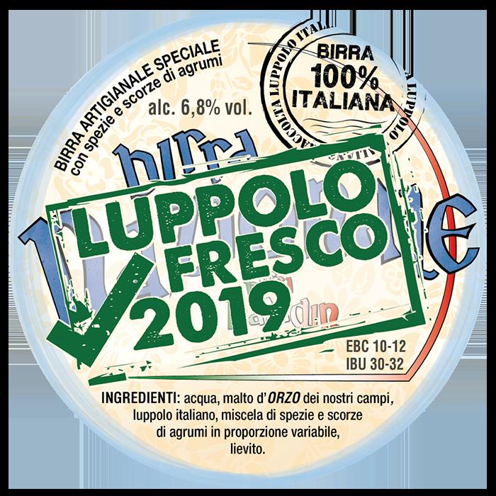 Nazionale Luppolo Fresco 2019