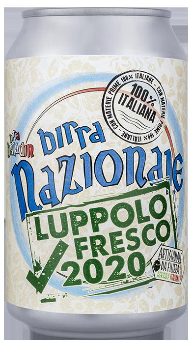 Nazionale Luppolo Fresco 2020