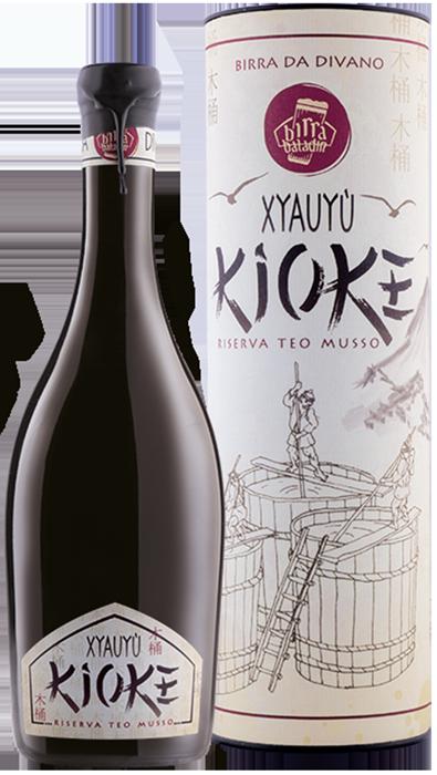 Xyauyù Kioke 2016